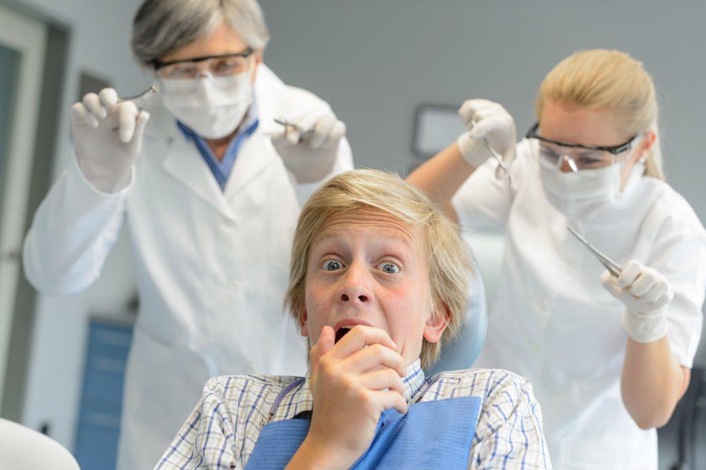 Медицинские жалобы стоматологу